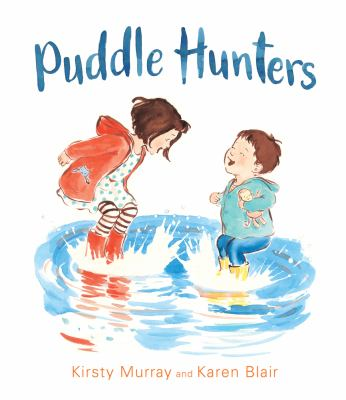 Book cover for Puddle Hunters