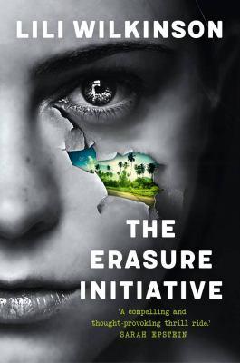 Book cover for The Erasure Initiative