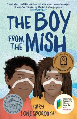 Link to Catalogue record for The boy from the Mish