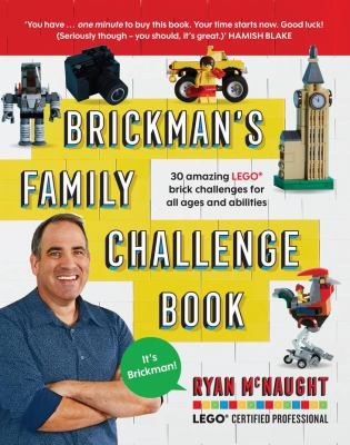 Link to Catalogue record for Brickman's family challenge book