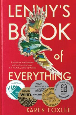 Cover Image for Lenny's book of everything