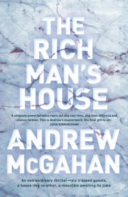 Book cover for The rich man's house