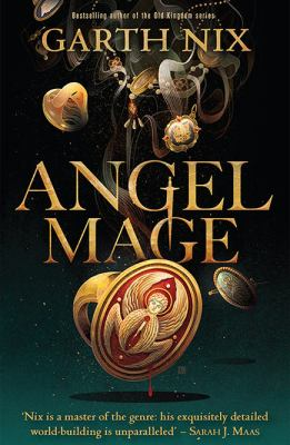 Book cover for Angel mage