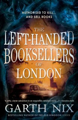 Book cover for The left-handed booksellers of London