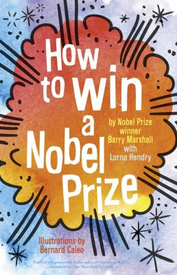 Book cover for How To Win a Nobel Prize