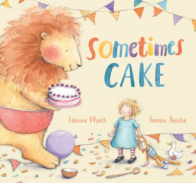 Link to Catalogue record for Sometimes Cake