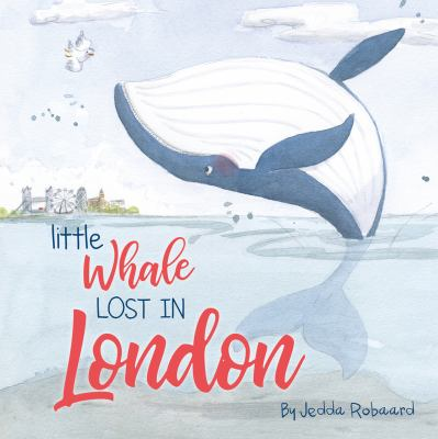 Book cover for Little Whale lost in London