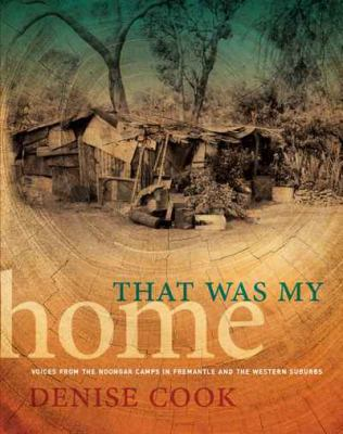 Book cover for That Was My Home by Denise Cook