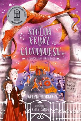 Link to Catalogue record for The Stolen Prince of Cloudburst