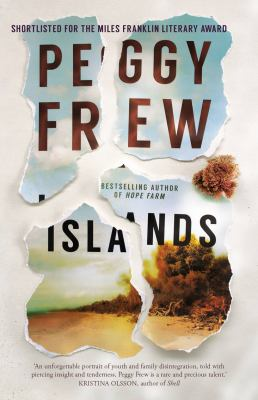 Book cover for Islands