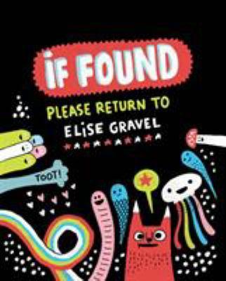 If found : please return to Elise Gravel