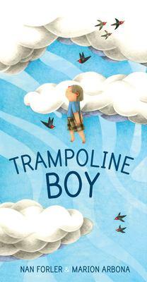 Trampoline boy