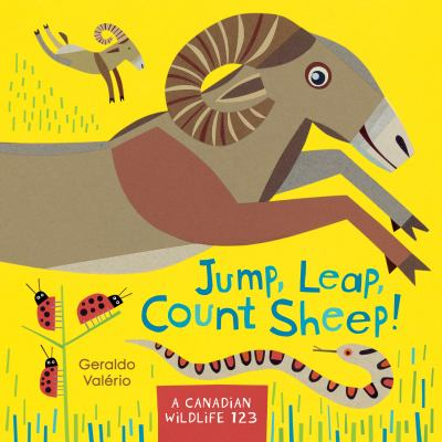 Jump, leap, count sheep! : a Canadian wildlife 123