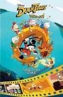 DuckTales. Woo-oo! cinestory comic.