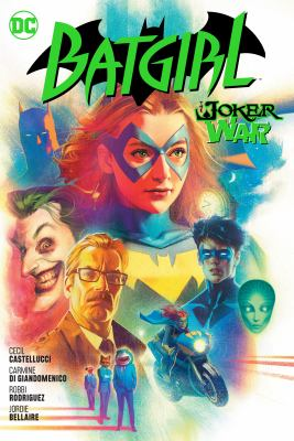 Batgirl. Vol. 08, The Joker War