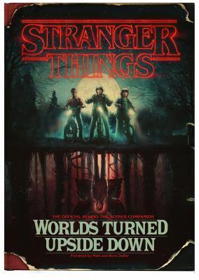 Cover Image for Stranger things : worlds turned upside down