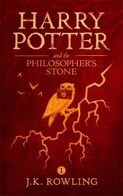 Link to Catalogue record for Harry Potter and the Philosopher's Stone [electronic resource]