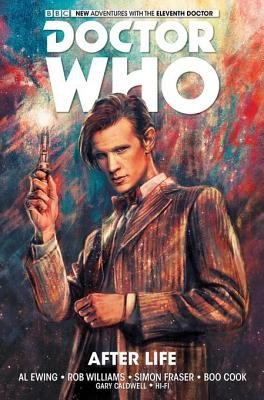 The eleventh doctor. Issue 1-5, After life