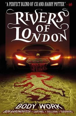 Rivers of London. Issue 1-5, Body work.
