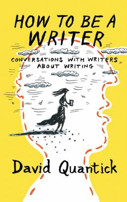 Cover Image for How to be a writer