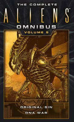 The complete aliens omnibus :  Original Sin, DNA War