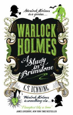 Warlock Holmes: a study in brimstone