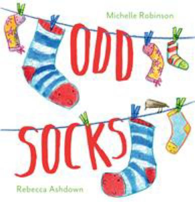 Link to Catalogue record for Odd socks