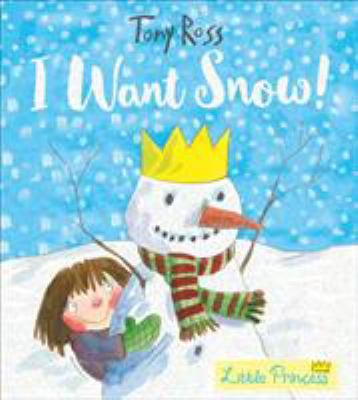 Link to Catalogue record for I Want Snow!