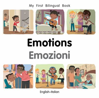 Link to Catalogue record for Emotions = Emozioni
