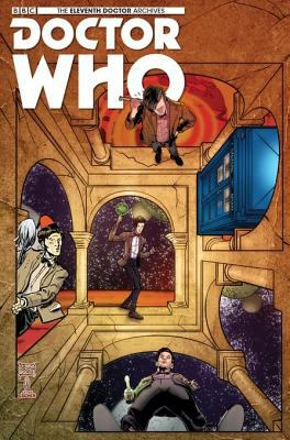 Doctor Who. Issue 13, The Eleventh Doctor Archives