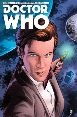 Doctor who: the eleventh doctor archives: space oddity part 1. Issue 29