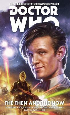 Doctor Who, the eleventh doctor. Issue 2.1-2.5, The then and the now