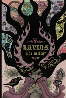 Ravina the witch?