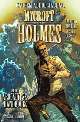 Mycroft Holmes and the apocalypse handbook. Issue 1