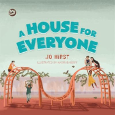 Book cover for A house for everyone : a story to help children learn about gender identity and gender expression