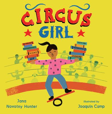 Link to Catalogue record for Circus girl