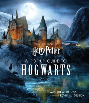Cover Image for Harry Potter: A Pop-Up Guide to Hogwarts