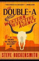 The Double-A Western Detective Agency