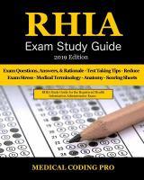 RHIA exam study guide