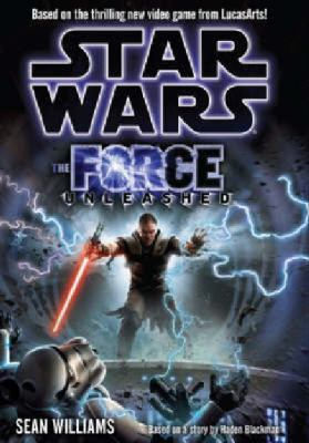 Book cover for  Star wars : the force unleashed