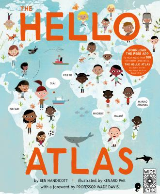 Cover Image for The Hello atlas