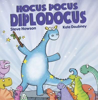 Cover Image for Hocus Pocus Diplodocus