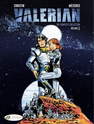 Valerian: the complete collection. Vol. 1