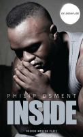 Inside.