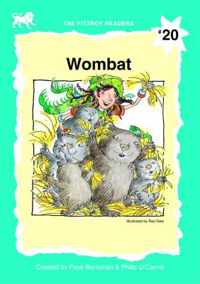 Book cover for Wombat