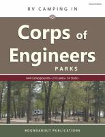 RV camping in Corps of Engineers parks : 644 campgrounds, 210 lakes, 34 states.