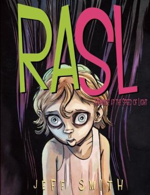 Rasl : [romance at the speed of light] / Vol. 03