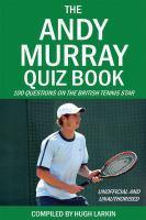 Andy Murray Quiz Book