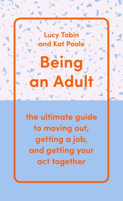 Book cover for Being an adult