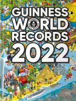 Guinness World Records 2022.